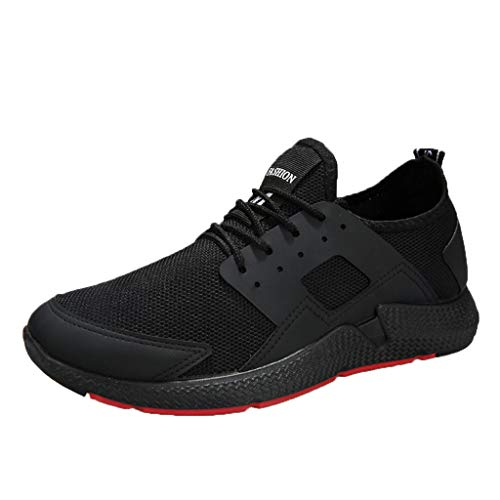 Homme Chaussures De Sport Course Running Mesh Respirantes Confortable Léger Basket Tendance...