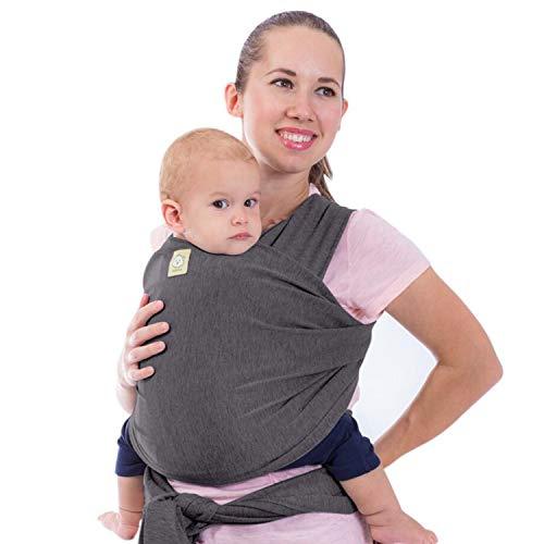 Écharpes de portage élastiques tout-en-un - Porte-bébé - Porte-nourrisson – Écharpe de...