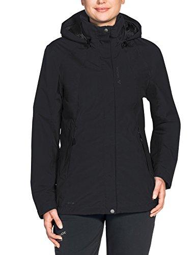 VAUDE Kintail IV veste femme – manteau de randonnée imperméable – coupe-vent...