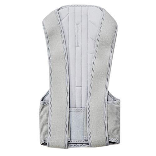 Kuinayouyi Correcteur de Posture Scoliose Soutien Du Dos Colonne VertéBrale Corset Ceinture Mauvaise Posture Correction Ceinture L Code