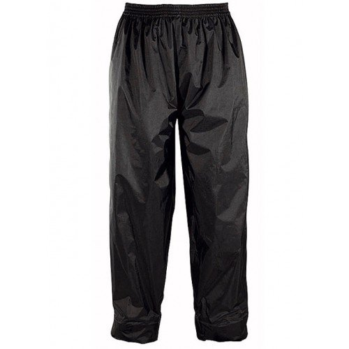 Bering Pantalon moto alon ECO, Noir, Taille L