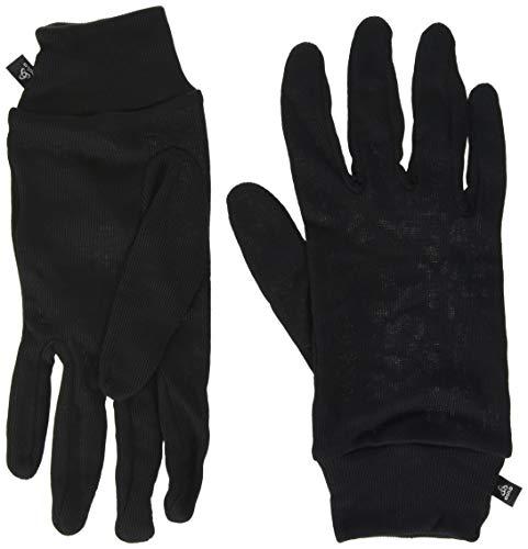 Odlo 10640 Gants - Mixte adulte - Noir (Black/15000) - medium