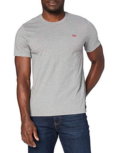 Levi's SS Original HM Tee T-Shirt, Chisel Grey Heather, XL Homme