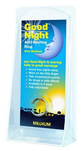 Bague anti-ronflements de Good Night prix et achat
