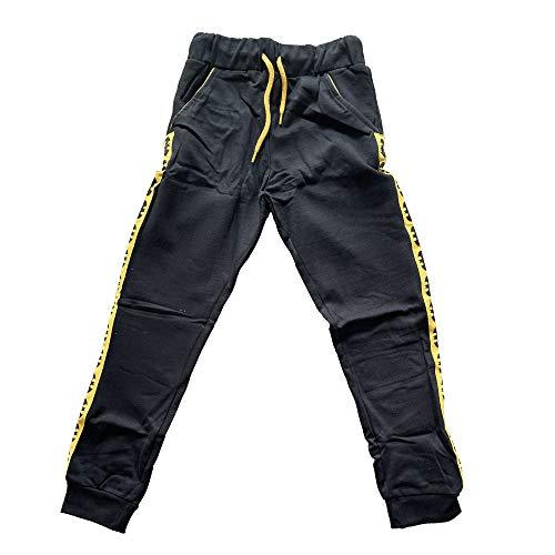 Batman Pantalon de survêtement Noir 4/5/6/7/8/9 Ans (5 Ans)