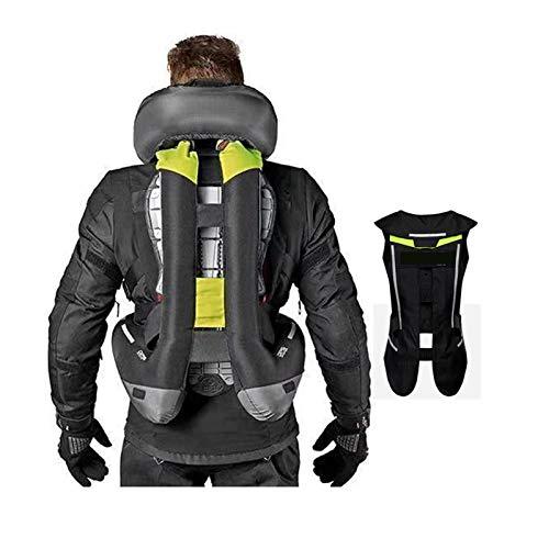 Gilet Airbag D'équitation Équipement De Sécurité Équestre Avec Protection Dorsale Convient...