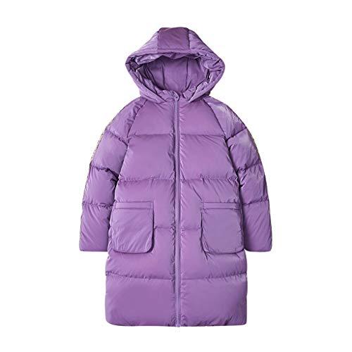 Légère Girl Puffer Veste Kids Zip Zip Off Bas Puffer Jacket Manteau Veste Puffer avec Hiver...