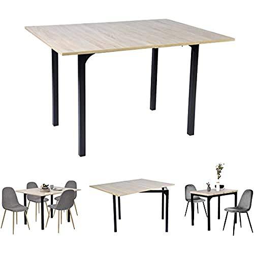 MEUBLE COSY Table salle à manger extensible Bureau Informatique...