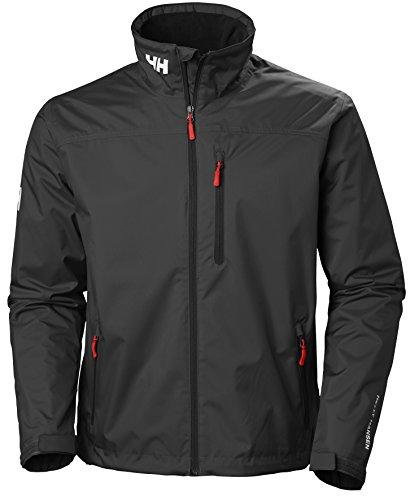 Helly Hansen HH Crew Midlayer Jacket – Veste imperméable et isolante pour homme , Noir,XL