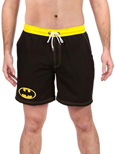 dc comics Homme Batman Shorts de Bain Noir X-Large prix et achat