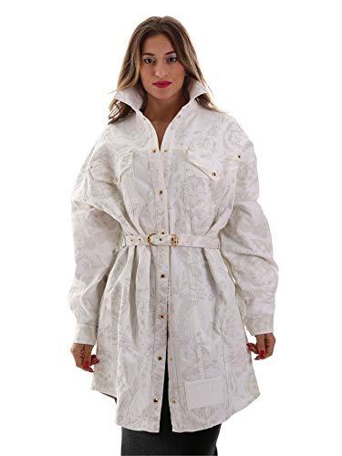 Versace Jeans D2HUB445HRC43003 Veste Femmes Blanc S