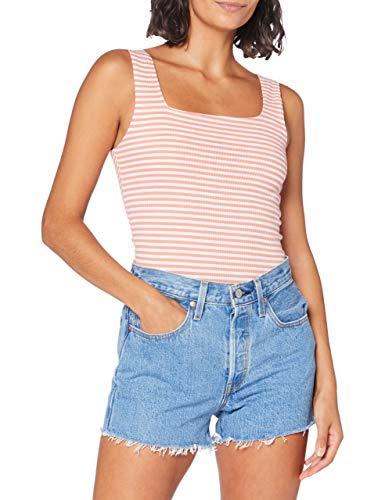 Levi's 501 High Rise Short Jean, Athens Empire, 30 Femme