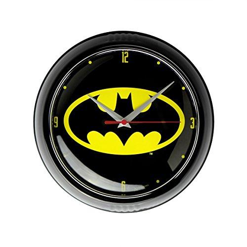 Batman Horloge Murale - Batman Horloge - DC - Comics Horloge - Design Original sous Licence