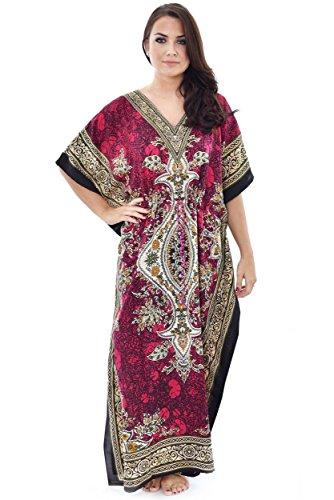 Nightingale Collection Robe pour femme - Rose - Taille unique prix et achat