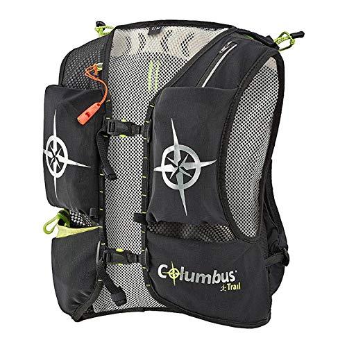 COLUMBUS-Trail Vest 5L Gilet de Trail M/L