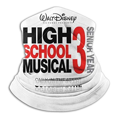 Ashley Tisdale In High School Musical 3 Tour de Cou Guêtre Polaire Ski Hiver Cagoule pour...