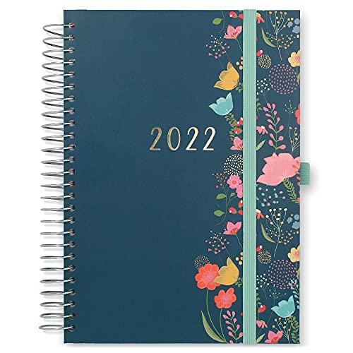 Mon Agenda au Quotidien Boxclever Press. Agenda 2021 2022 A5 mi-août 21 à déc 22. Agenda 2021 2022 semainier avec listes perforées. Agenda scolaire 2021 2022 avec pages de planification, poches & plus