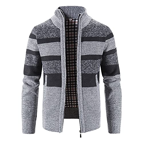 Sweatshirt Homme Hoodie Parka Hauts Veste,Manteau Mode Pull Sweat Chic Trench Coat,Hiver Pullover Manches Sweaters Longues Top Chaud Blouse