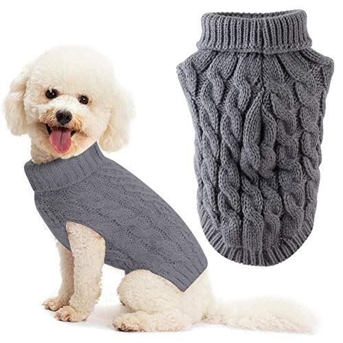 Pull-Overs pour Chiens, Pull pour Chien, Pull pour Chien Moyen, Pull d'hiver pour Chien, pour...