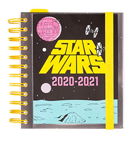 Erik® - Agenda Scolaire Journalier 2020/2021 | Star Wars | 11...