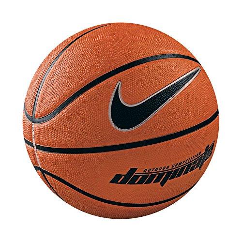 Nike Dominate Ballon de Basket Mixte Adulte, Orange, Taille 7