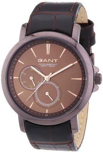 GANT - W70483 - Montre Femme - Quartz Analogique - Bracelet Cuir Marron prix et achat