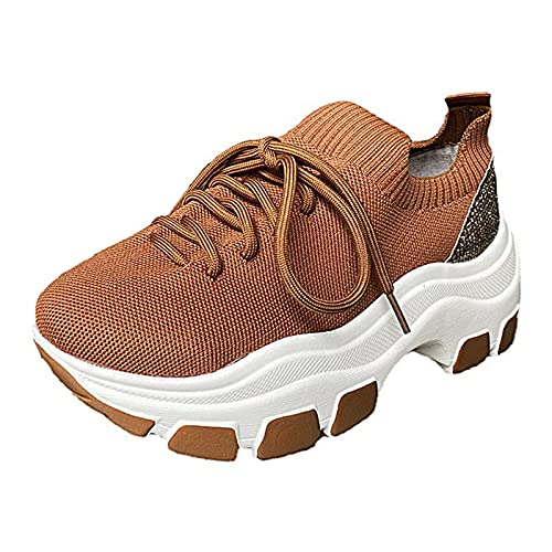 Basket Femme Chaussure modae Running Sneakers Casual Marche Sport Outdoor Gym Fitness Respirante Course Chaussures Baskets Running Chaussures Femme Course Outdoor Sport Sneakers Respirantes prix et achat
