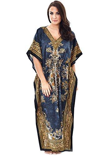 Nightingale Collection Robe pour femme - Gris - Taille unique