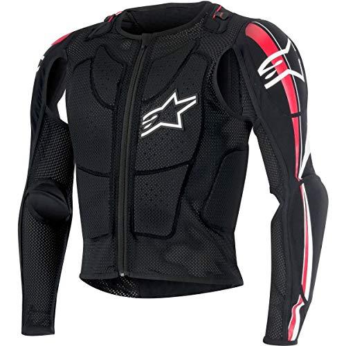 Alpinestars - Bionic Plus - Gilet de protection pour moto, protège épaules, coudes, thorax,...