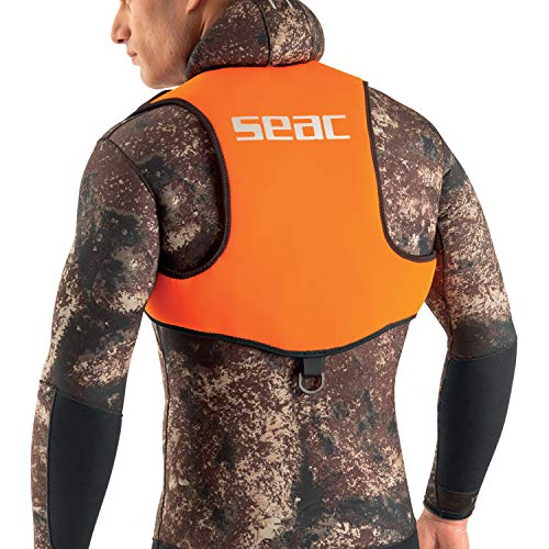 SEAC Weight Vest, Gilet pêche sous-Marine, Plongée en Epnée et Snorkeling