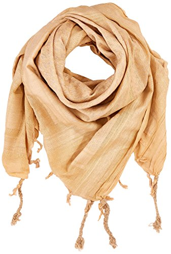 Mil-Tec - Shemagh - Foulard - Homme - Coyote - 110cm x 110cm