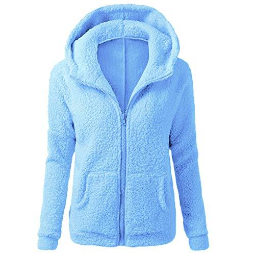 Wtouhe Pull à Capuche 2021 Nouveau Femme Gilet Moins De 5 EurosdéGagement 2021 Hauts Sweat-Shirt Sweat à Capuche Manteau De Sport prix et achat