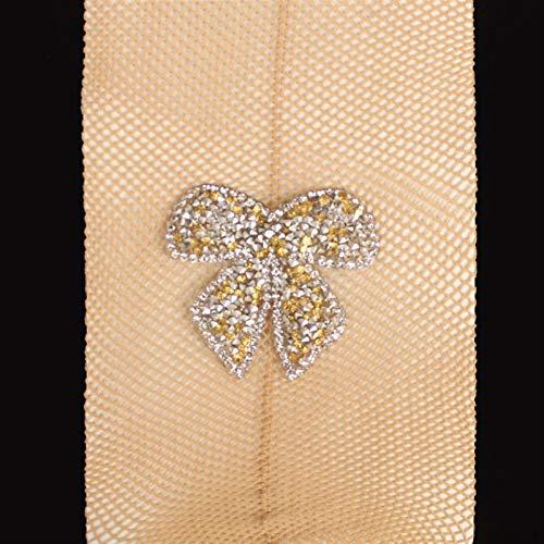 ZSZJ Collants Femmes résille Pantyhose Dos Couture Collant Plus Grande Taille Femmes Bas bobines de Dentelle Nylon résille Bas Bow Bas (Color : N03, Size : One Size) prix et achat