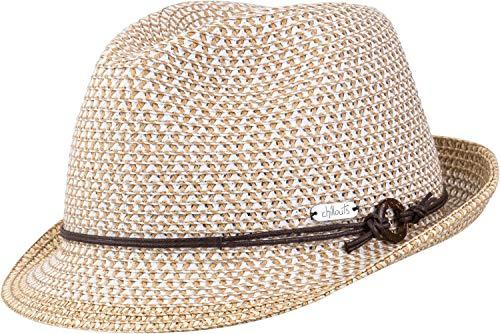 Chillouts Rimini Chapeau, Blanc 31, XS Femme