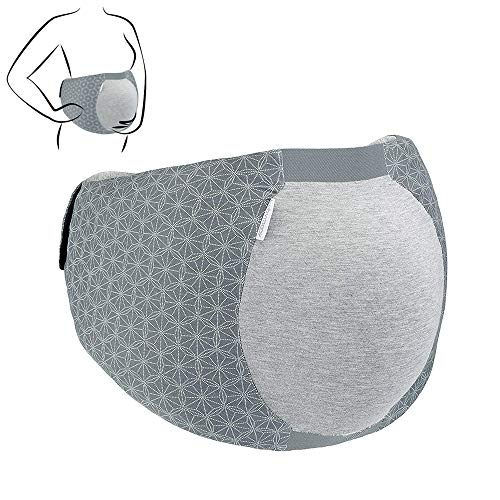 Ceinture de soutien de sommeil ceinture de maternité,Bande de ventre respirante,Soutien du...