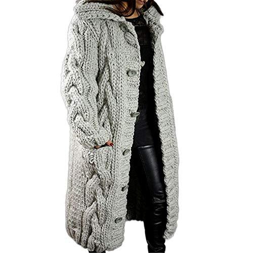 Chenlao7gou621 Cardigan Femme Grande Taille Pull Manteau Pull Cardigan VêTements pour Femmes prix et achat