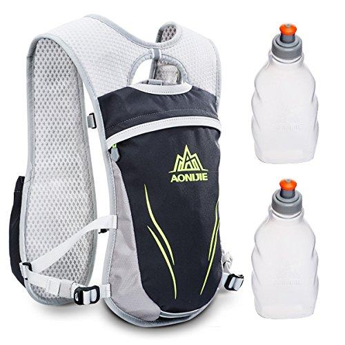 Geila Outdoor Sport Trail Marathoner Running Race Hydratation Vest Pack Sac à Dos avec 2...