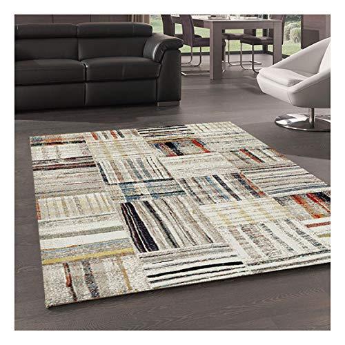 UN AMOUR DE TAPIS 160x230 Tapis Salon Moderne Design Scandinave -...