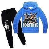 Garçon Unisexe 3D Imprimer Pull Enfants Jogging Hoodies Sweat Survêtements Vêtements de Sport Jumper Hip Hop Streetwear À Capuche Hauts