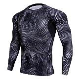 AMURAO Hommes Shapewear Minceur Gilet Ceinture Correcteur De Posture T-Shirt Serré Poitrine Shaper