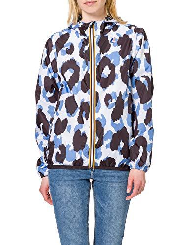 K-Way Claude Graphic Jacket, A03, L Femme
