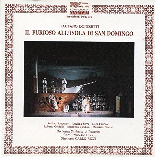Il furioso nell'isola di San Domingo, Act I Scene 6: Grondan le vostre vesti (Marcella,...