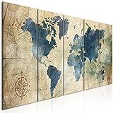 Photographie graphique rose Karte Nautisch